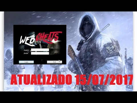 Hacker De Crossfire Wall-No Recoil-AimBot  TUTORIAL 2017