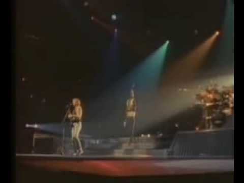 Def Leppard Too Late For Love Live 1988