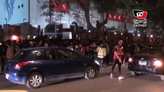 «ألتراس أهلاوي» يظهر أمام «النادي» لحضور افتتاح بطولة أفريقيا للسلة