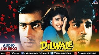 Gambar cover Dilwale - Audio Jukebox | Ajay Devgan, Raveena Tandon, Sunil Shetty, Paresh Rawal |