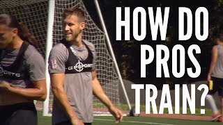 FULL TEAM TRAINING SESSION - Life of a Pro 20