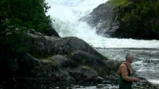 JYRAVA Falls Finlande
