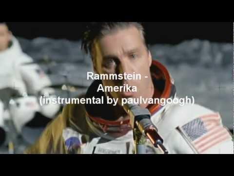 Rammstein - Amerika (instrumental by paulvangoogh)