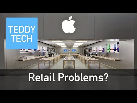 Apple Retail Problems — Why Waiting At the Apple Store Sucks