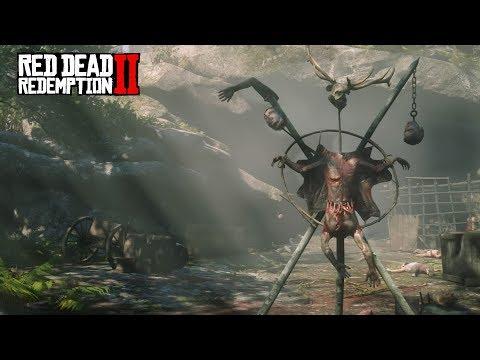 La cueva de los canibales - Los Murfree - Red Dead Redemption 2 - Jeshua Games thumbnail