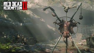 La cueva de los canibales - Los Murfree - Red Dead Redemption 2 - Jeshua Games