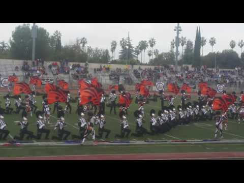 Pride of Broken Arrow - Bandfest 2016 - Pasadena City College