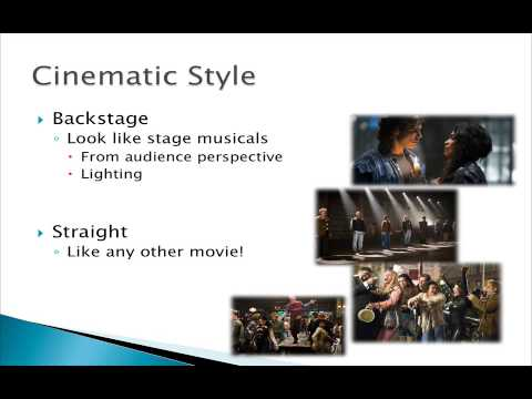 Film Genre - The Musical