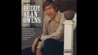 Buddy Alan Owens -- All Around Cowboy Of 1964