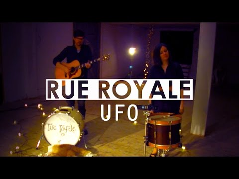Rue Royale - UFO | Official Music Video | Videoclip | www.rueroyalemusic.com