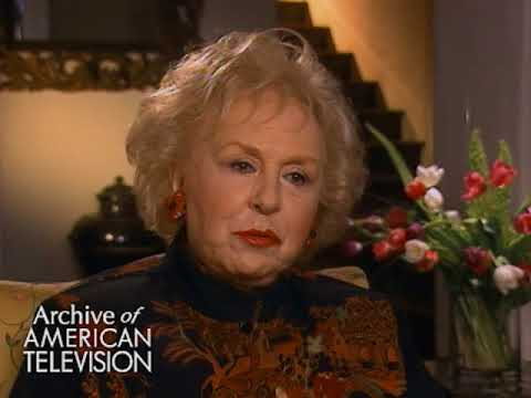 Doris Roberts on James Coco  TelevisionAcademycomInterviews
