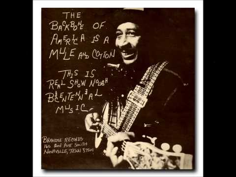 Abner Jay - The Backbone of America is a Mule & Cotton (Full Album)