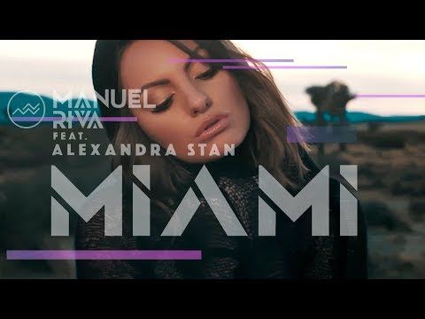 Manuel Riva feat. Alexandra Stan - Miami (Extended Version)