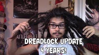 4 year neglect dreadlock update