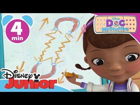 Magical Moments | Doc McStuffins: The Twirly Twins | Disney Junior UK