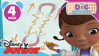 Magical Moments | Doc McStuffins: The Twirly Twins | Disney Junior UK