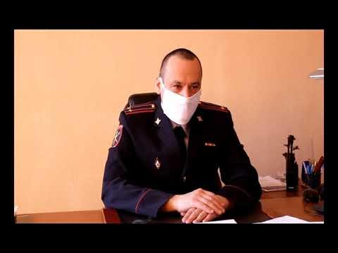 Полицейские Саяногорска ловят нарушителей режима массовой самоизоляции