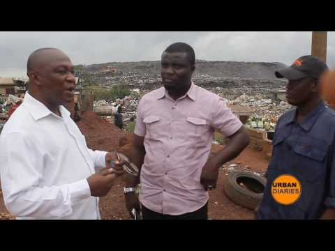 GHANA'S URBAN DIARIES (Sanitation 10)