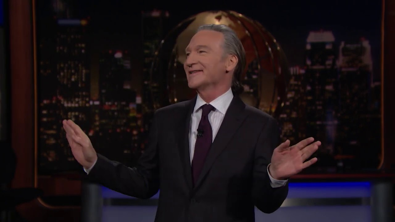 Monologue: Bye, Propecia! | Real Time with Bill Maher (HBO)