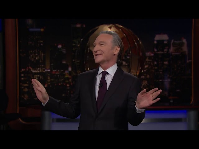 Monologue: Bye, Propecia!   Real Time with Bill Maher (HBO)