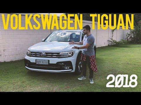 NOVO VW TIGUAN ALLSPACE 2018