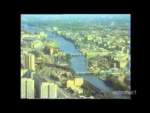 Fernsehturm am Alex 1990 als es noch DDR hieß  Zeitgeschichte live