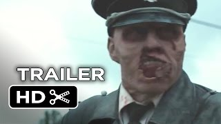 Dead Snow 2: Red vs. Dead US Release TRAILER (2014) - Nazi Zombie Sequel HD