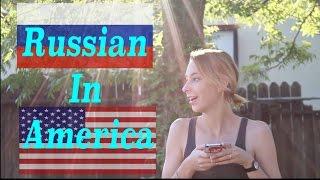 Russian in America