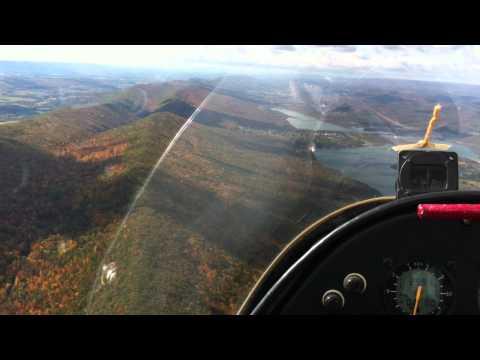 Ridge Gliding in Pennsylvania