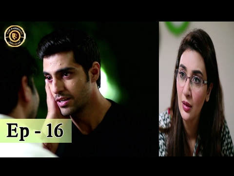 Khuda Mera Bhi Hai Ep 16 - 4th February 2017 -  ARY Digital - Top Pakistani Dramas