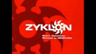 Zyklon - Storm Detonation - Remix By OCD (Matt Jarman) of VOID