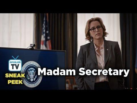 "Madam Secretary 5x14 Sneak Peek 1 ""Something Better"""