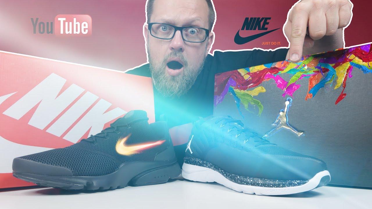 a7d36602f42 Nike sko med tæer