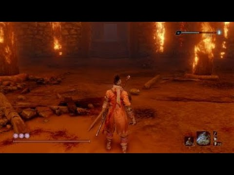 Sekiro™: Shadows Die Twice Clean Owl (Father) NG+3
