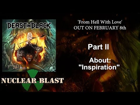 BEAST IN BLACK - 'From Hell With Love'  - Inspiration (OFFICIAL TRAILER #2)