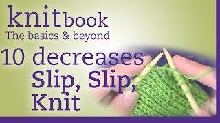 Knitbook: Slip, Slip, Knit