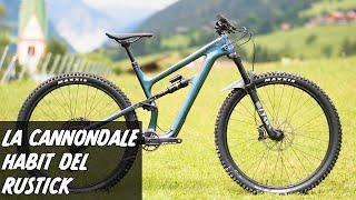 Cannondale Habit: trail bike tuttofare