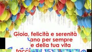 """Buon Compleanno  """" Vasco  Rossi -Una canzone per te"""""""