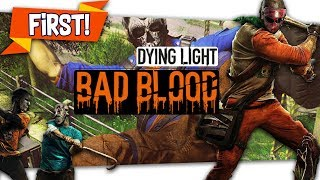 "🧟 Zombie Parkour Battle Royale! ""Dying Light Bad Blood"" Melee Combat Hype!"
