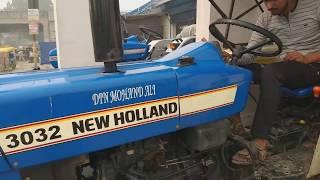 2016 model 3032 NEW HOLLAND  ट्रैक्टर पावरट्रेक एजेंसी बागपत रोड मेरठ संपर्क करें
