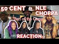 50 CENT - Part of the Game ft. NLE Choppa & Rileyy Lanez | UK REACTION 🇬🇧