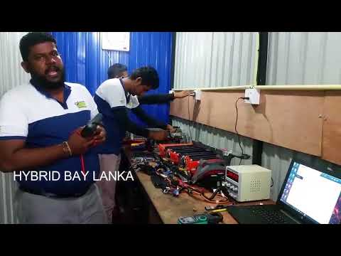 Hybrid Battery Service And Repairing Part 01
