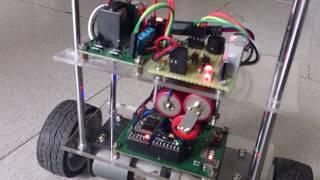 Two Wheel Self Balancing Robot  - STM32