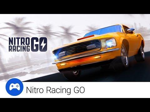 Nitro Racing GO (recenze hry)