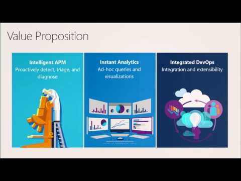 Microsoft Ignite 2016 Dig into terabytes of your application logs with ad hoc queries in Application