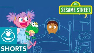 Sesame Street: Scared of the Dark | Abby's Advice #4