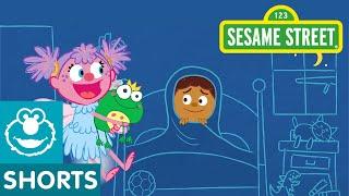 Sesame Street: Scared of the Dark | Abby's Advice #4