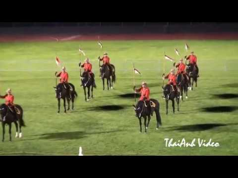 RCMP MUSICAL RIDE 2013 - BURNABY GREATER VANCOUVER CANADA - PART 02