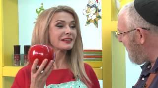 Смакота: Качка з яблуками та салат (01 01 17)