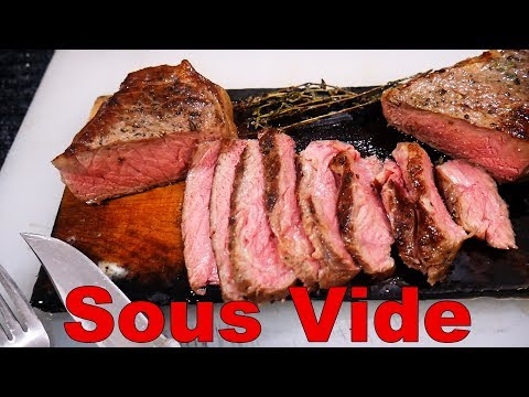 Catch And Cook - Sous Vide - Perfect Surf And Turf